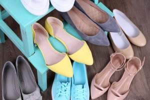 サロンドピュアボディ フットケア 東京 銀座 足の悩み 靴が合わない 外反母趾 身体の歪み-この靴を買う前に、会えていたら・・