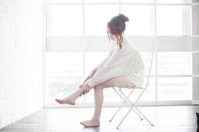 image-脚の太さは足の歪みと脚のストレス | フットケアサロン 東京のサロンドピュアボディ