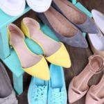 シュークローゼットにあふれたその靴 捨てるタイミング