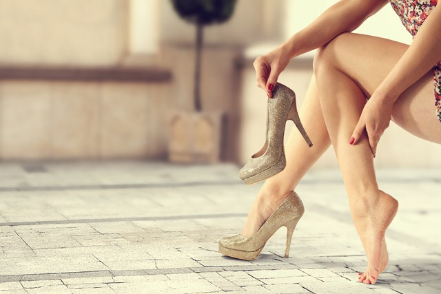image-靴は歩く道具ではなく足を守る役目   フットケアサロン 東京のサロンドピュアボディ
