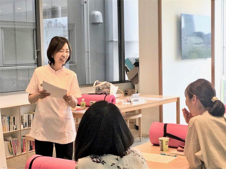 image-フットケアセミナー・キュレーションズ㈱様 | フットケアサロン 東京のサロンドピュアボディ