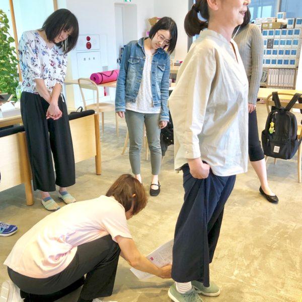 image-エイジレスフットケアセミナーで健康寿命100歳 | フットケアサロン 東京のサロンドピュアボディ